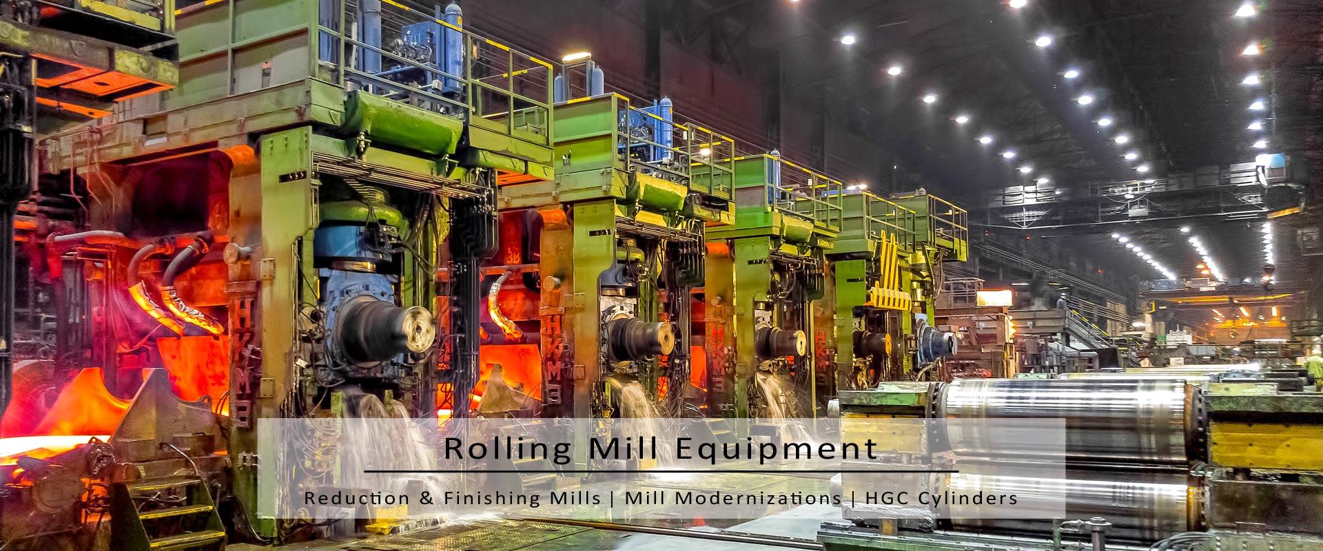 B S MACHINE TOOLS, Ludhiana - Manufacturer of Steel Rolling